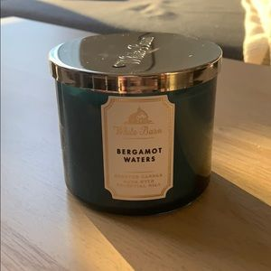 NWT Bath and Body Works Three Wick Candle